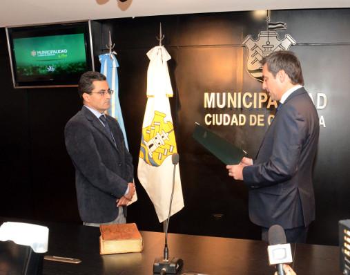 Dr. Gabriel Acevedo - Secretario de Salud de la Ciudad de Córdoba