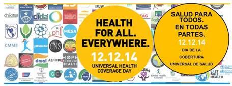 Salud para todos, en todas partes