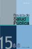 Revista Escuela de Salud Pública - 2015 - Nº1 - Volúmen XIX