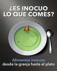 ¿Es inocuo lo que comes?